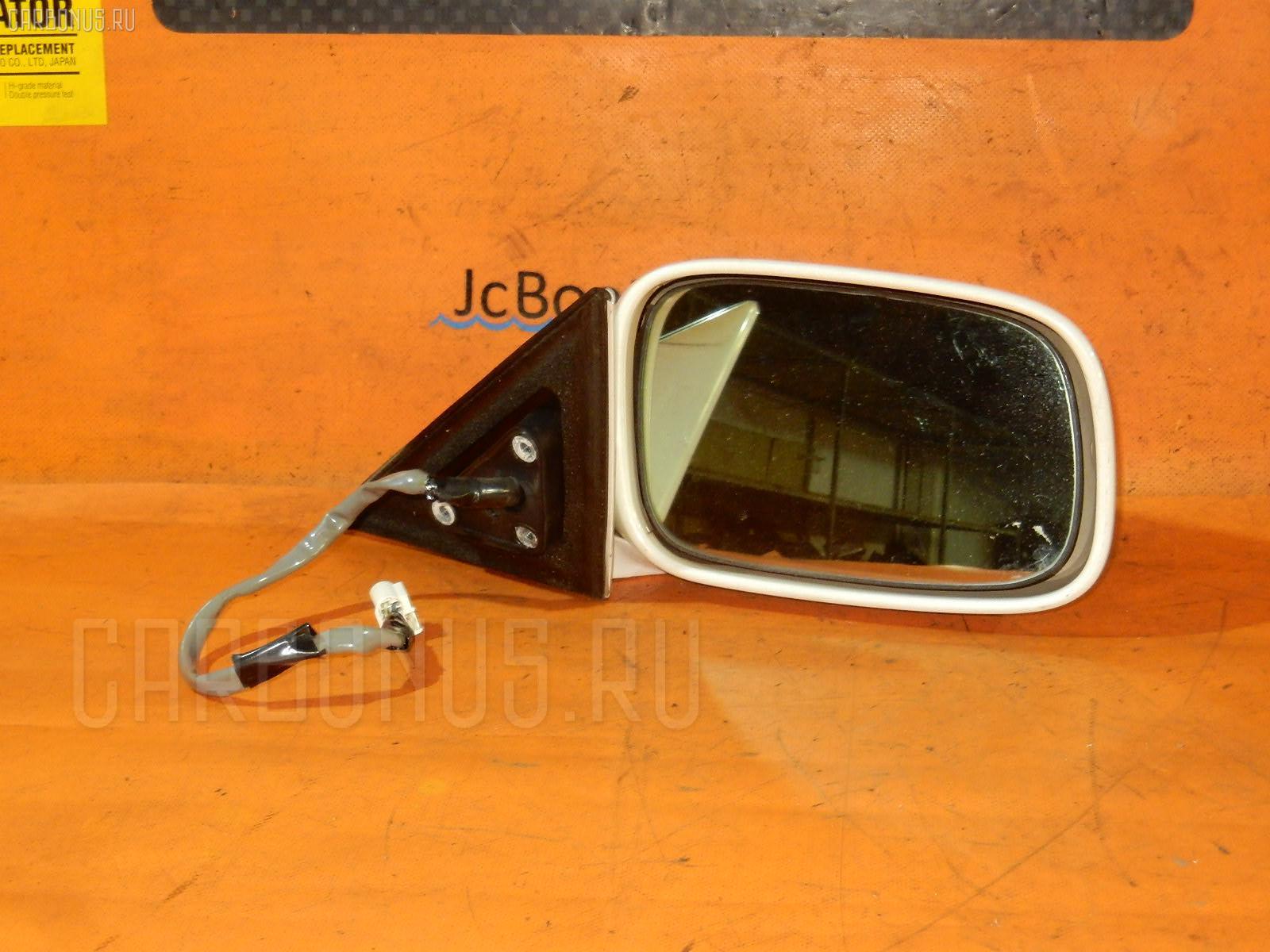 Зеркало двери боковой TOYOTA CROWN JZS175. Фото 9