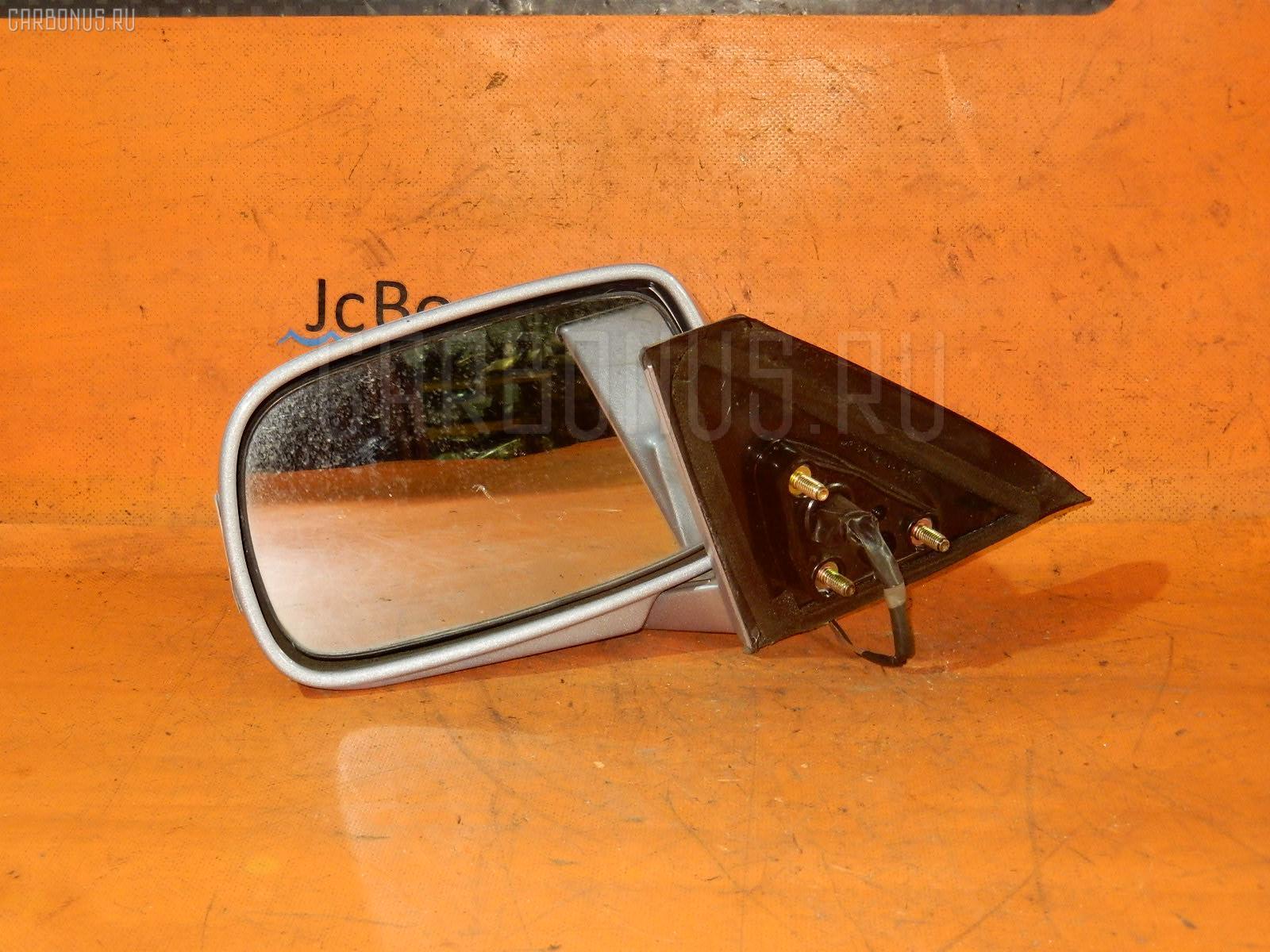 Зеркало двери боковой TOYOTA CORSA EL51. Фото 8