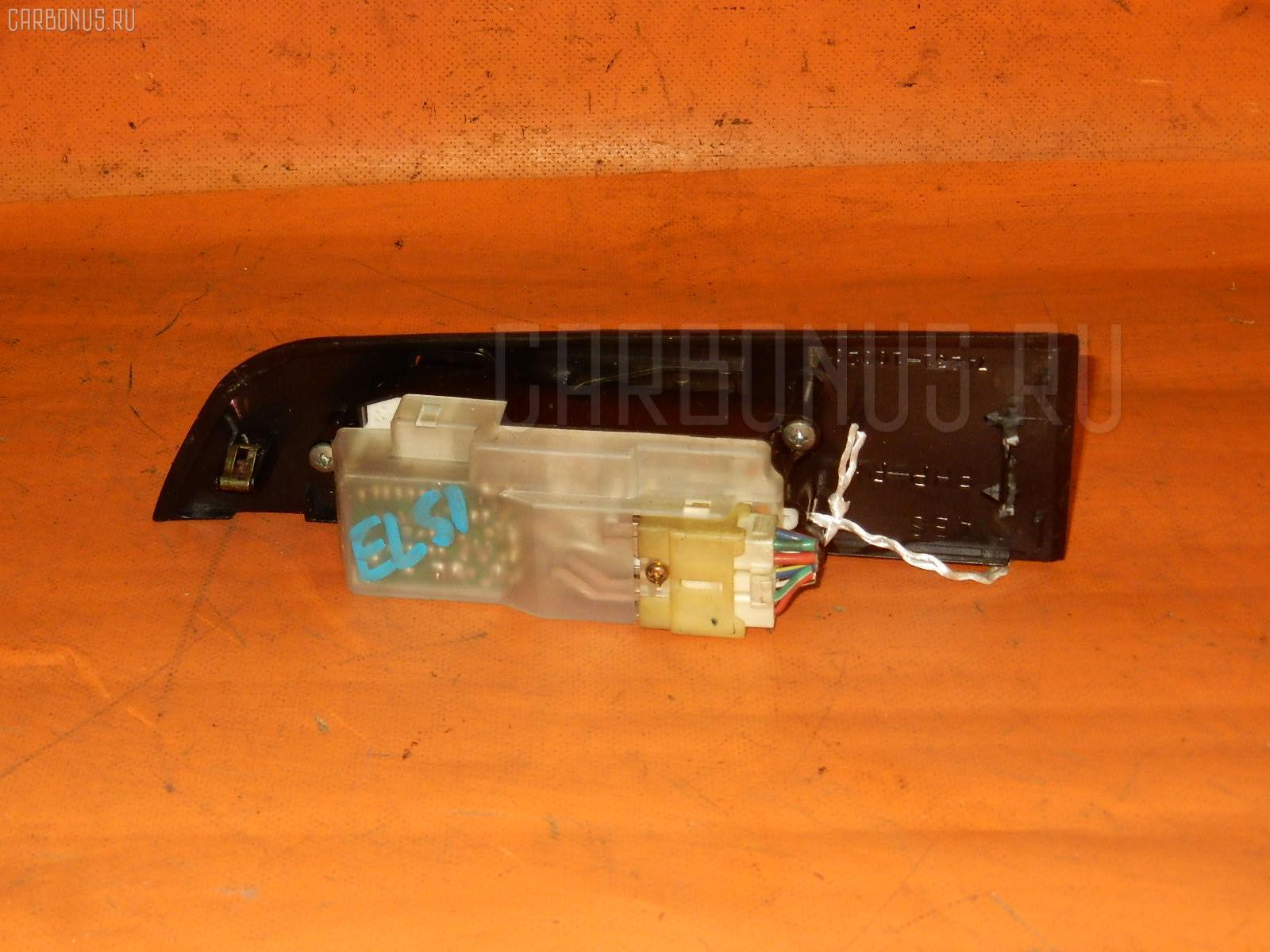 Блок упр-я стеклоподъемниками TOYOTA COROLLA II EL51. Фото 6