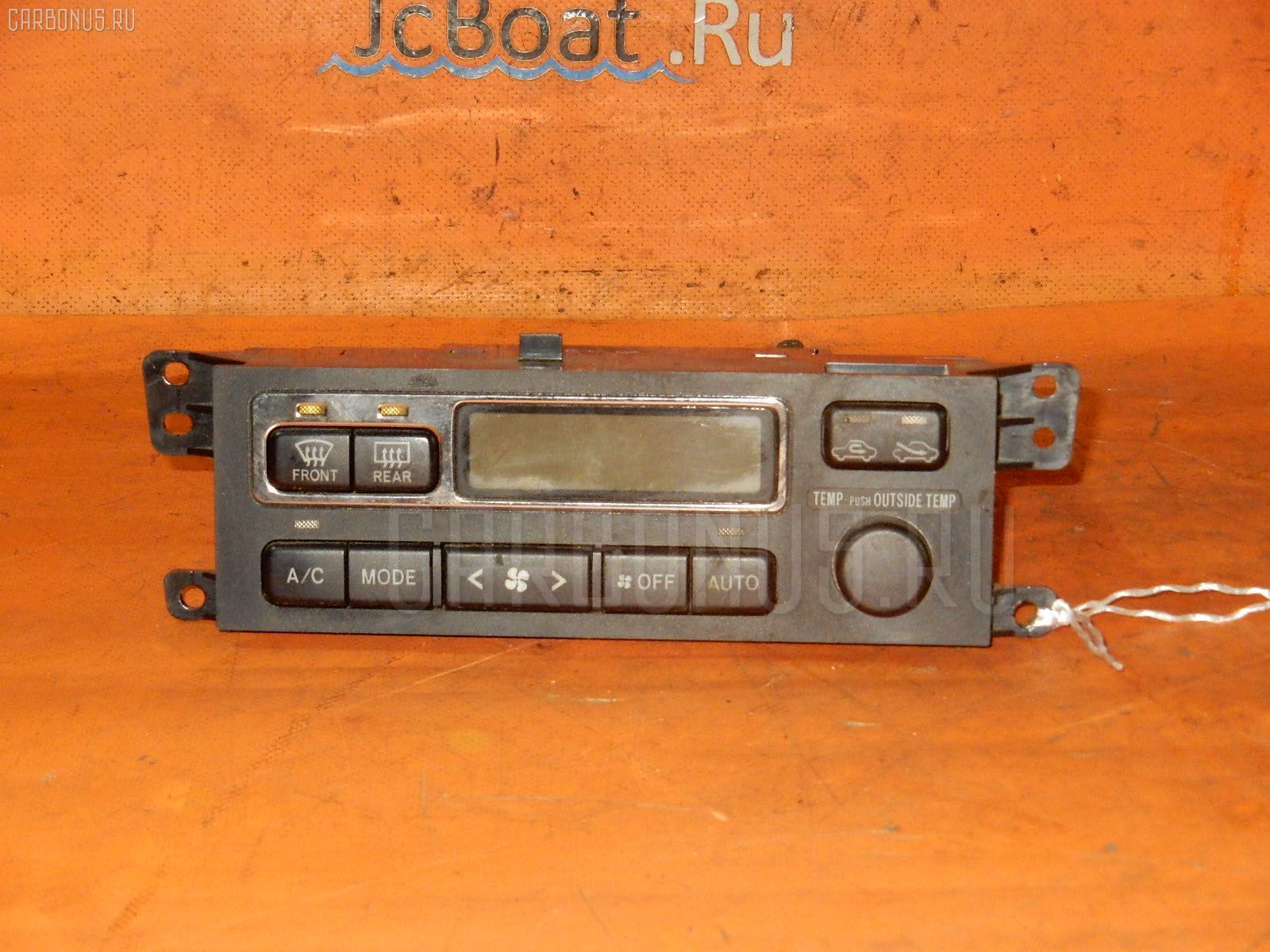 Блок управления климатконтроля TOYOTA CALDINA ST215G 3S-FE. Фото 6