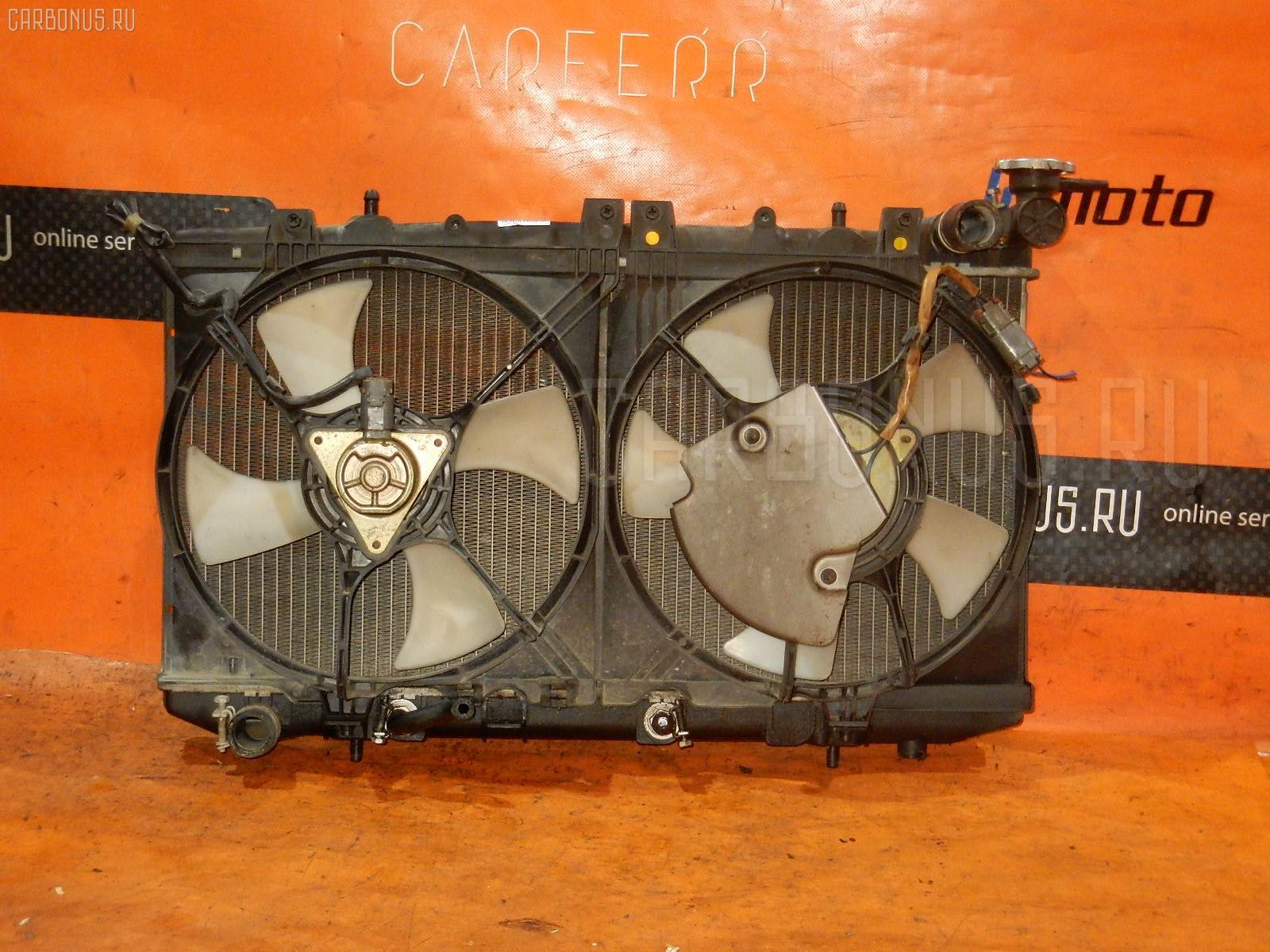 Радиатор ДВС NISSAN AD WAGON WY10 GA13DS Фото 3
