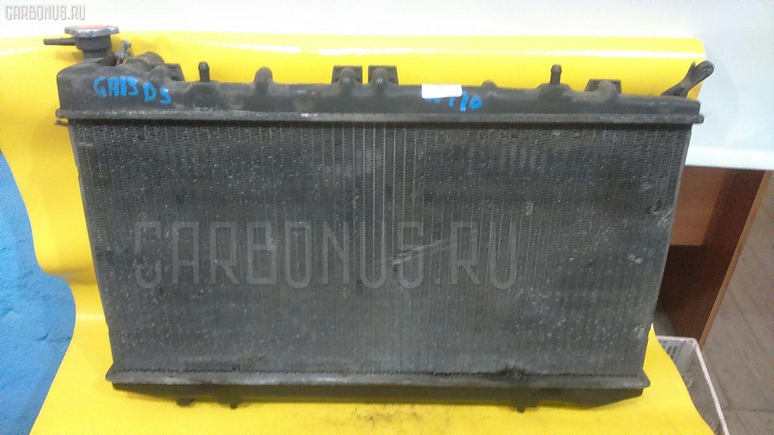 Радиатор ДВС NISSAN AD WAGON WY10 GA13DS Фото 2