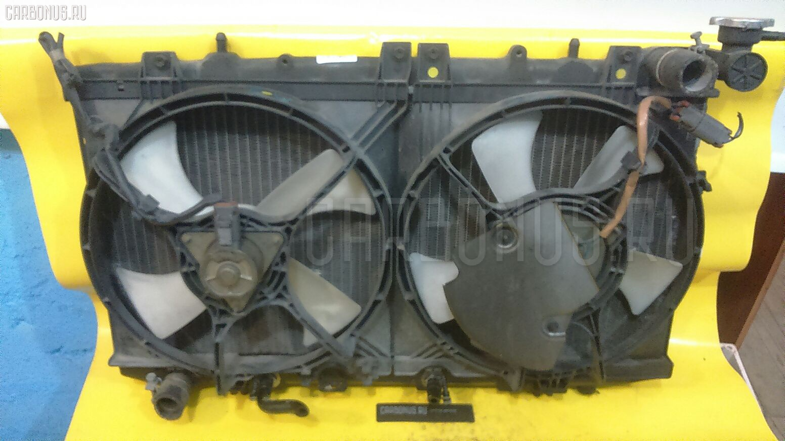 Радиатор ДВС NISSAN AD WAGON WY10 GA13DS Фото 1