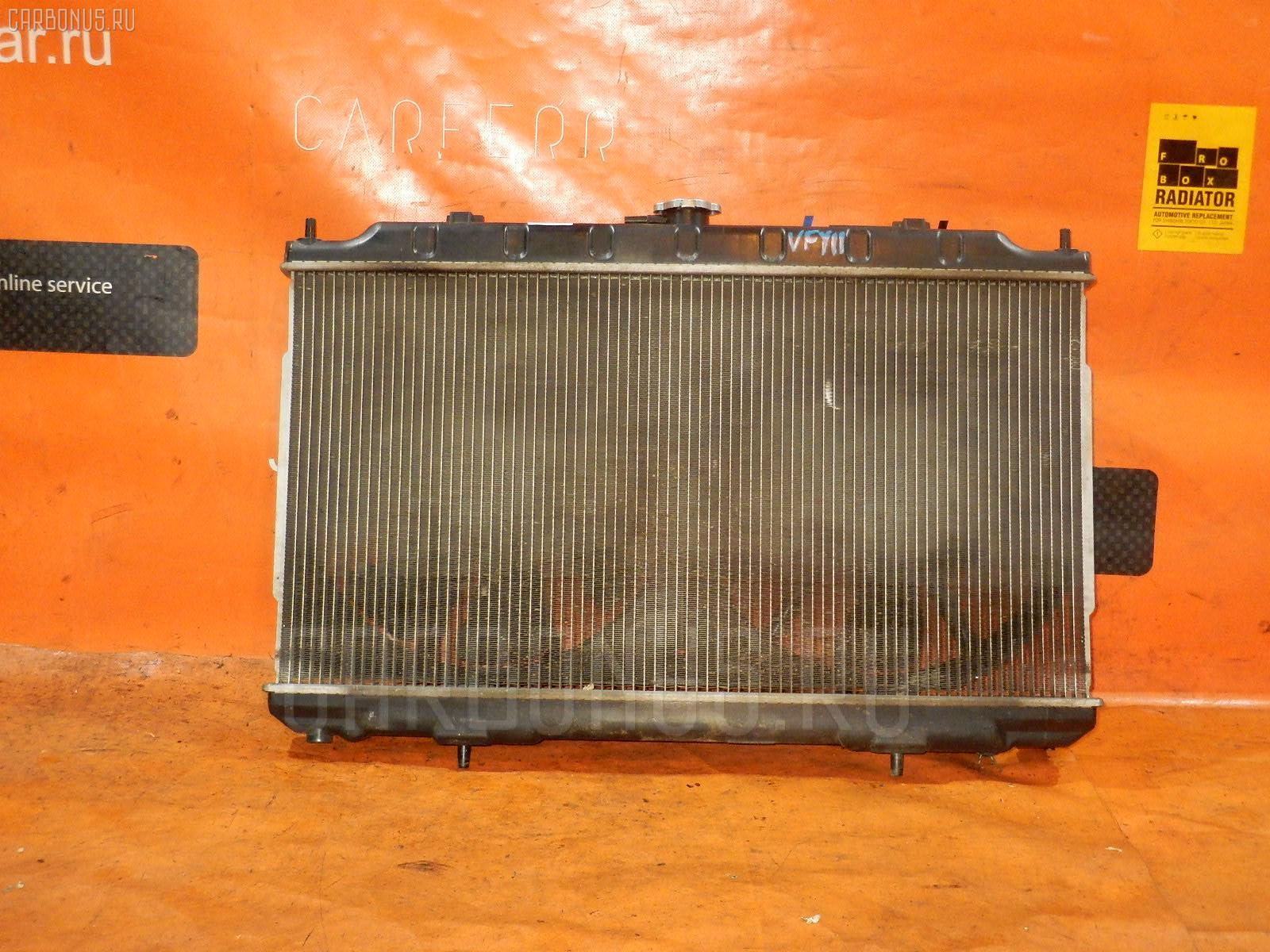 Радиатор ДВС NISSAN AD VAN VFY11 QG15DE. Фото 6