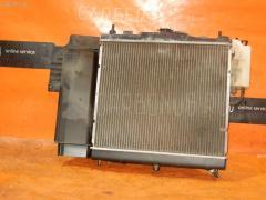 Радиатор ДВС NISSAN NOTE E11 HR15-DE Фото 4