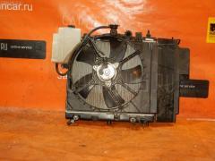 Радиатор ДВС NISSAN NOTE E11 HR15-DE Фото 3