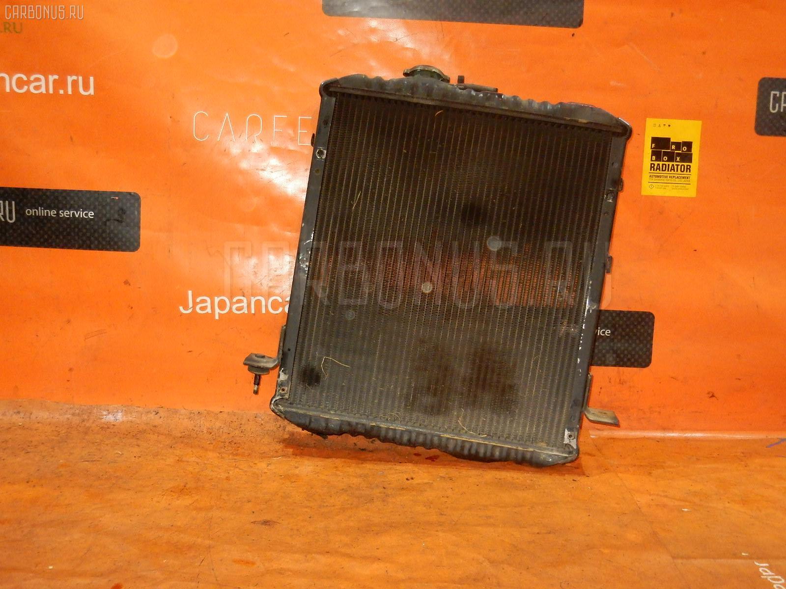 Радиатор ДВС ISUZU ELF NHR55E 4JB1 Фото 1
