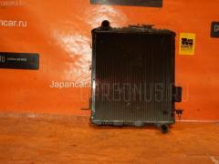 Радиатор ДВС ISUZU ELF NHR55E 4JB1 Фото 2