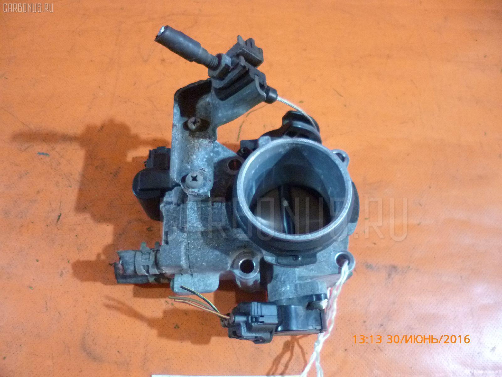 Дроссельная заслонка TOYOTA MARK II GX115 1G-FE. Фото 1
