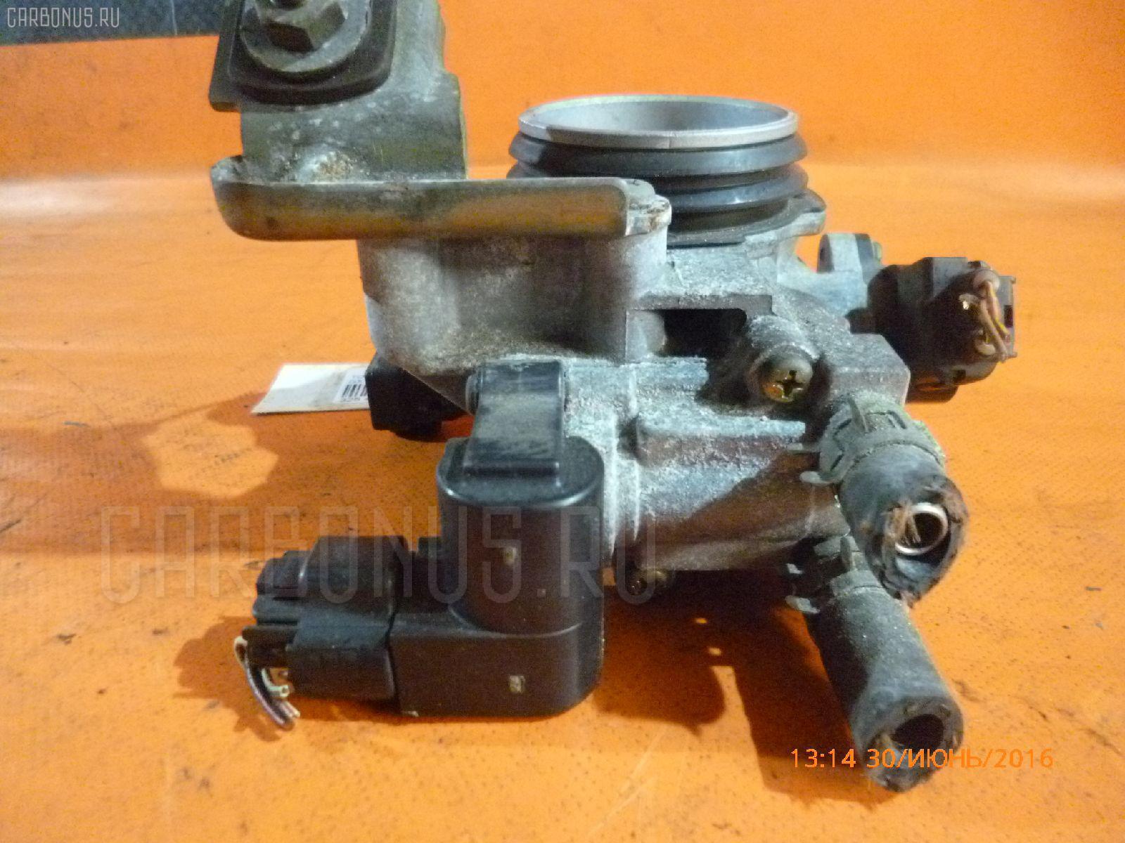 Дроссельная заслонка TOYOTA MARK II GX115 1G-FE. Фото 5