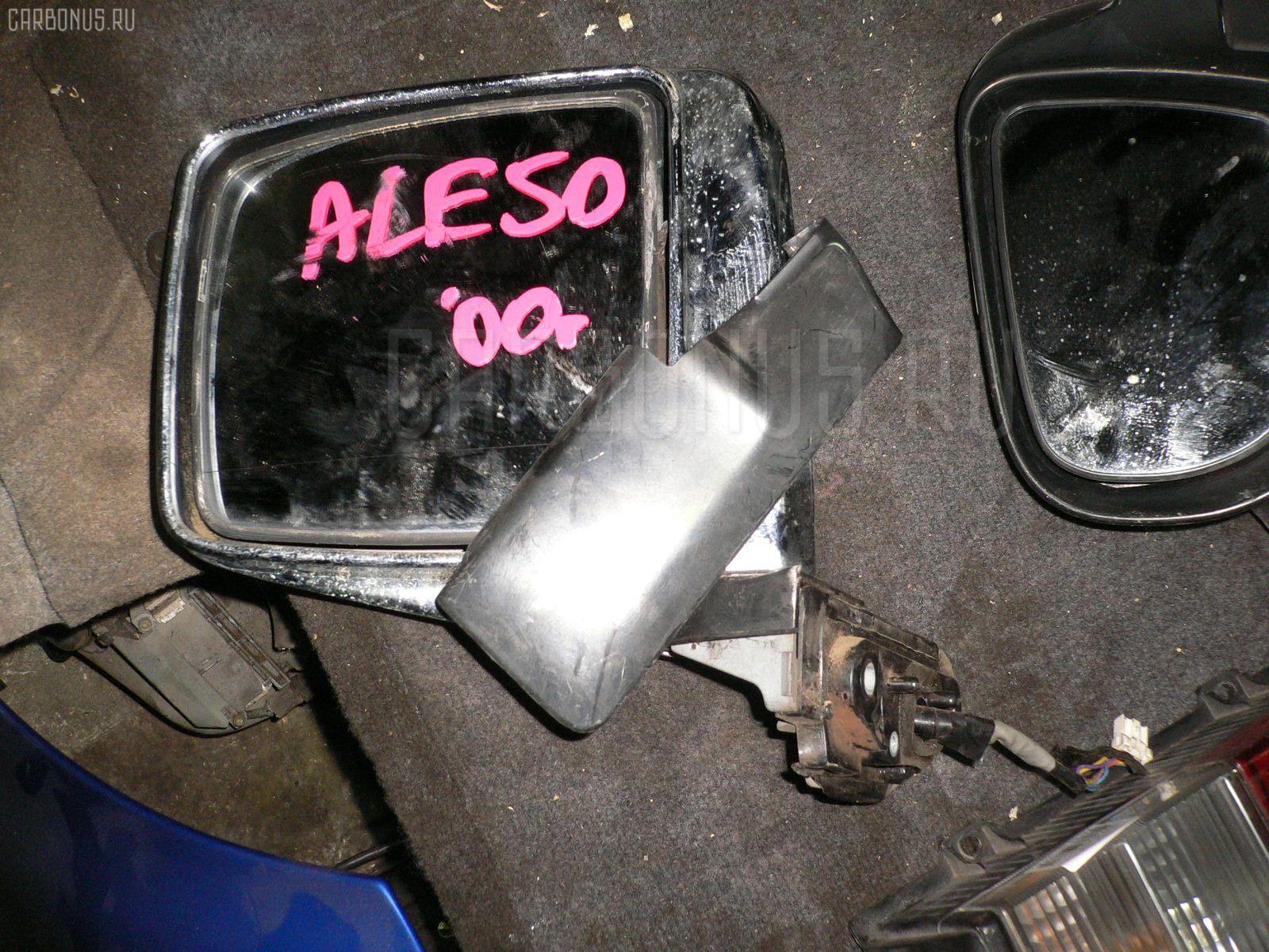 Зеркало двери боковой NISSAN ELGRAND ALE50 Фото 1