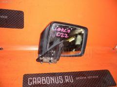 Зеркало двери боковой NISSAN LARGO KMGNC22 Фото 2