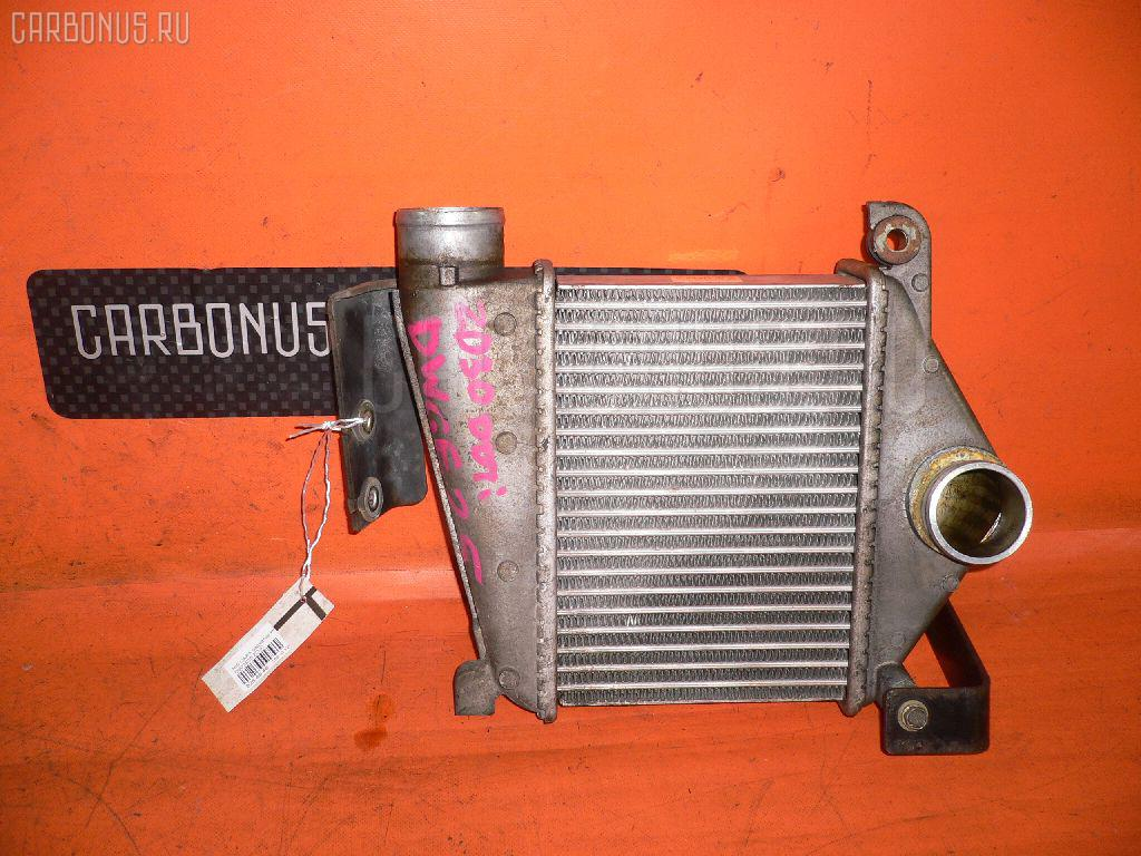 Радиатор интеркулера NISSAN CARAVAN DWGE25 ZD30 Фото 1