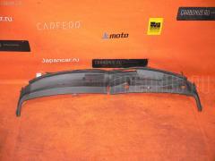 Решетка под лобовое стекло Honda Fit GD1 Фото 2