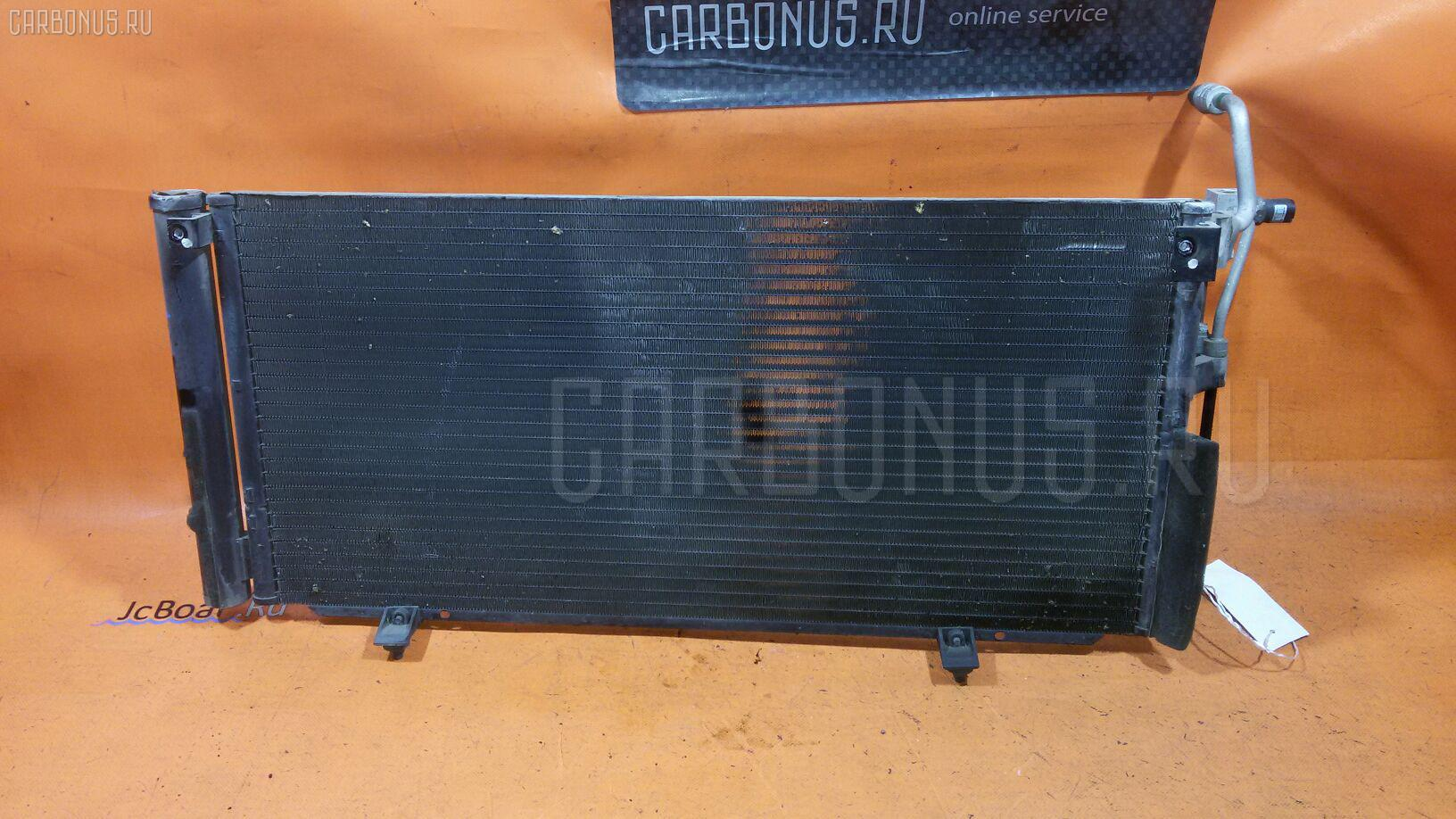 Радиатор кондиционера SUBARU IMPREZA WAGON GG2 EJ15. Фото 4