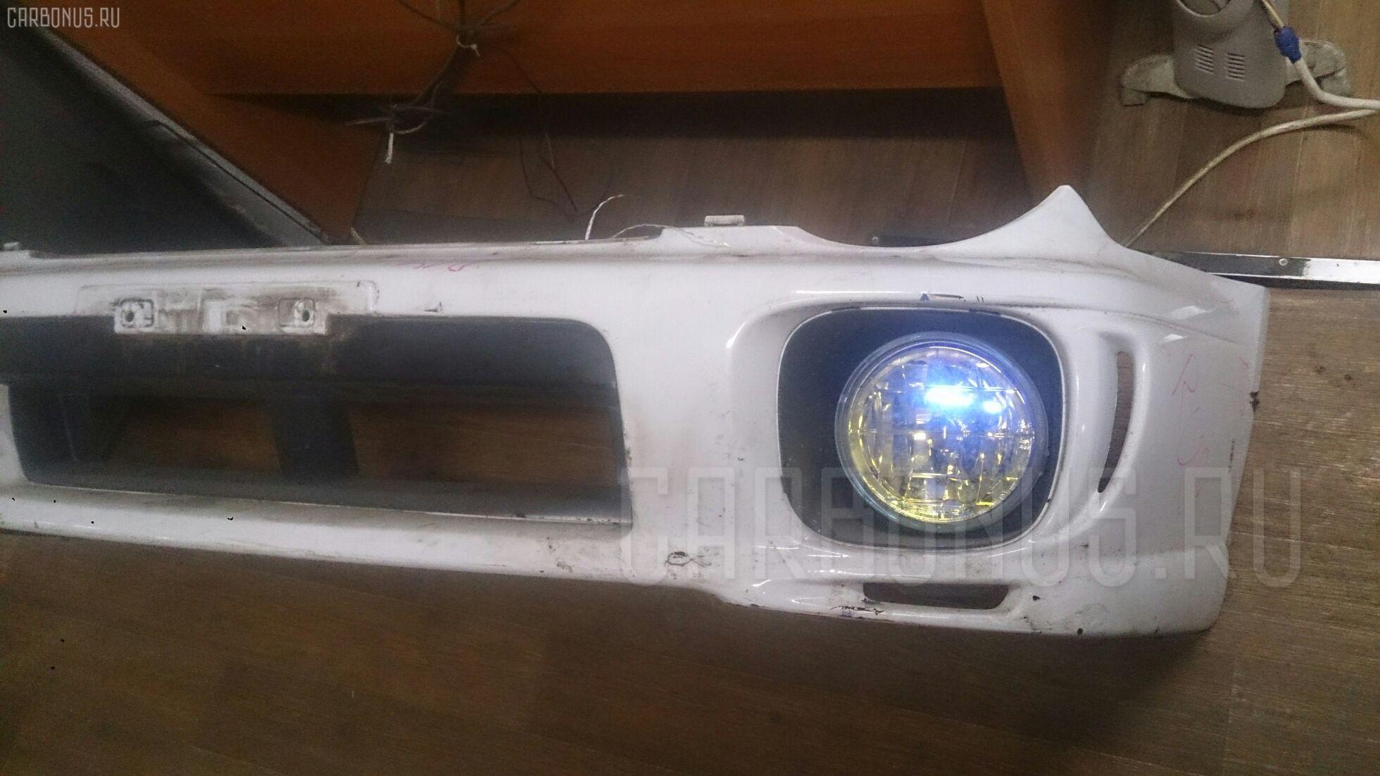Бампер SUBARU IMPREZA WAGON GG2 Фото 3