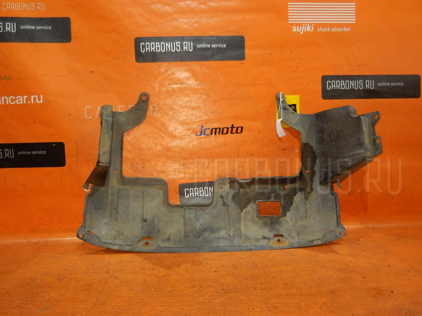 Защита двигателя HONDA MOBILIO SPIKE GK1 L15A. Фото 2