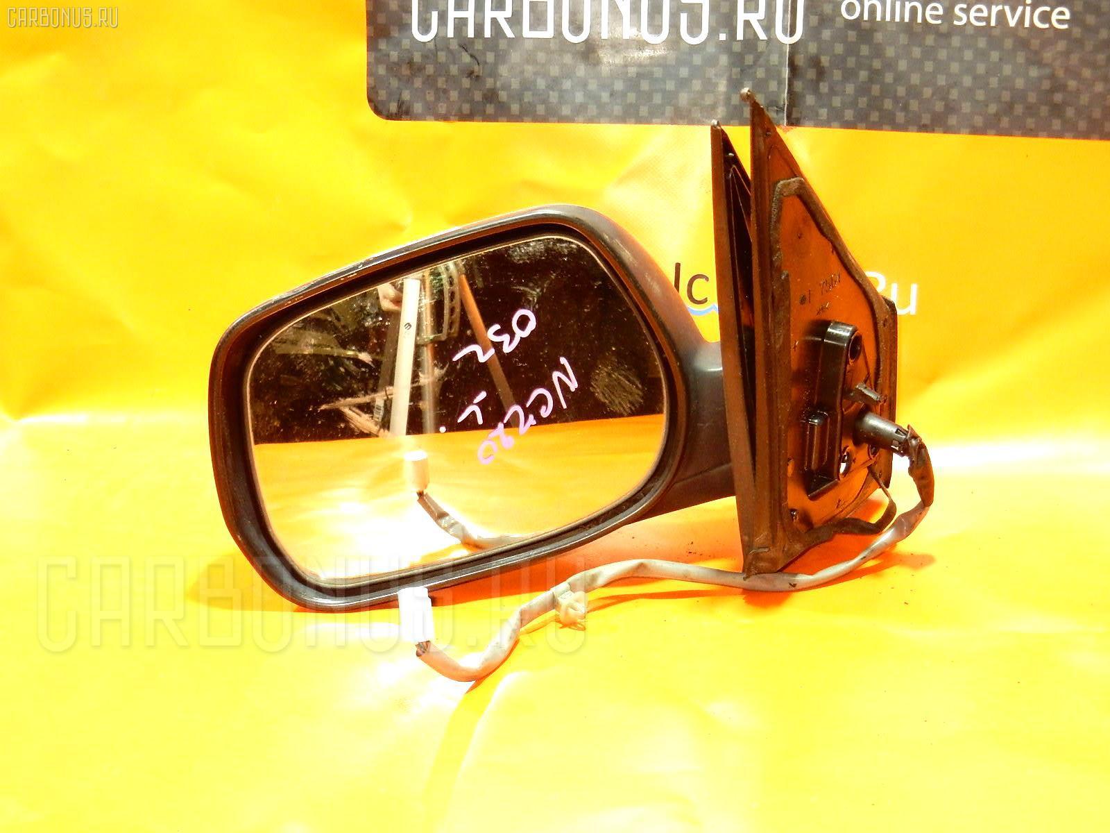 Зеркало двери боковой TOYOTA RAUM NCZ20 Фото 2