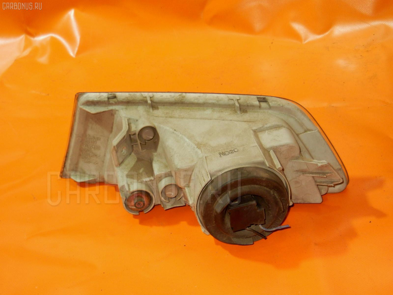 Туманка бамперная HONDA ACCORD CF3. Фото 6