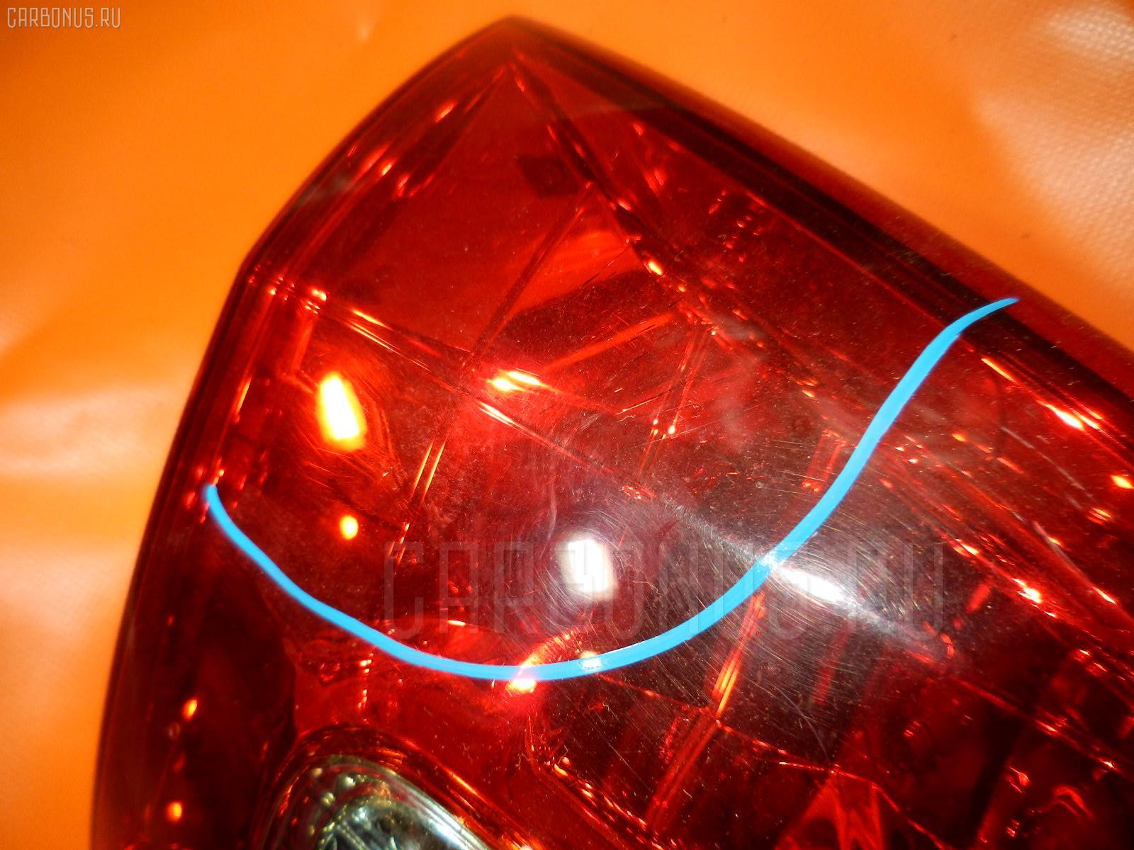Стоп-планка Nissan Wingroad Y12 Фото 1