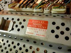 Блок управления климатконтроля TOYOTA CROWN MAJESTA UZS171 1UZ-FE Фото 4
