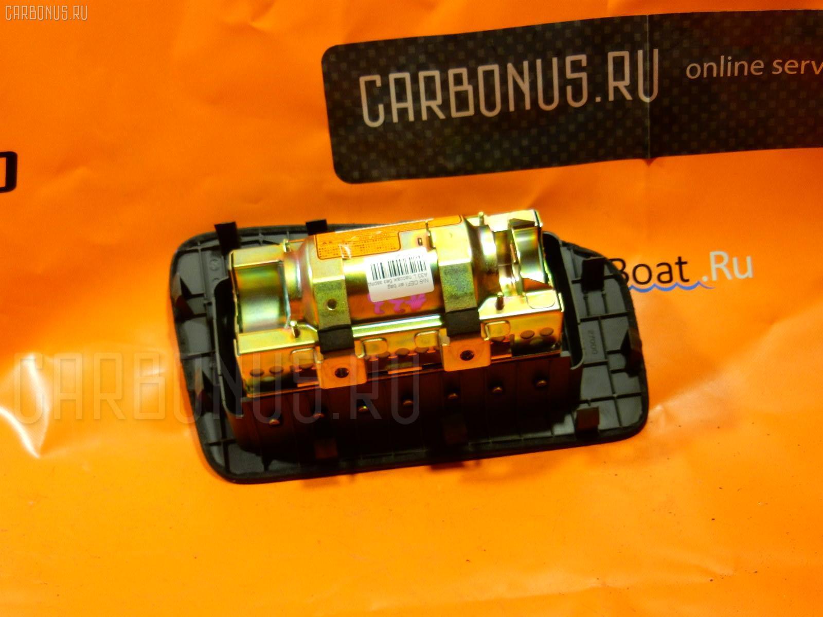 Air bag NISSAN CEFIRO A33. Фото 2