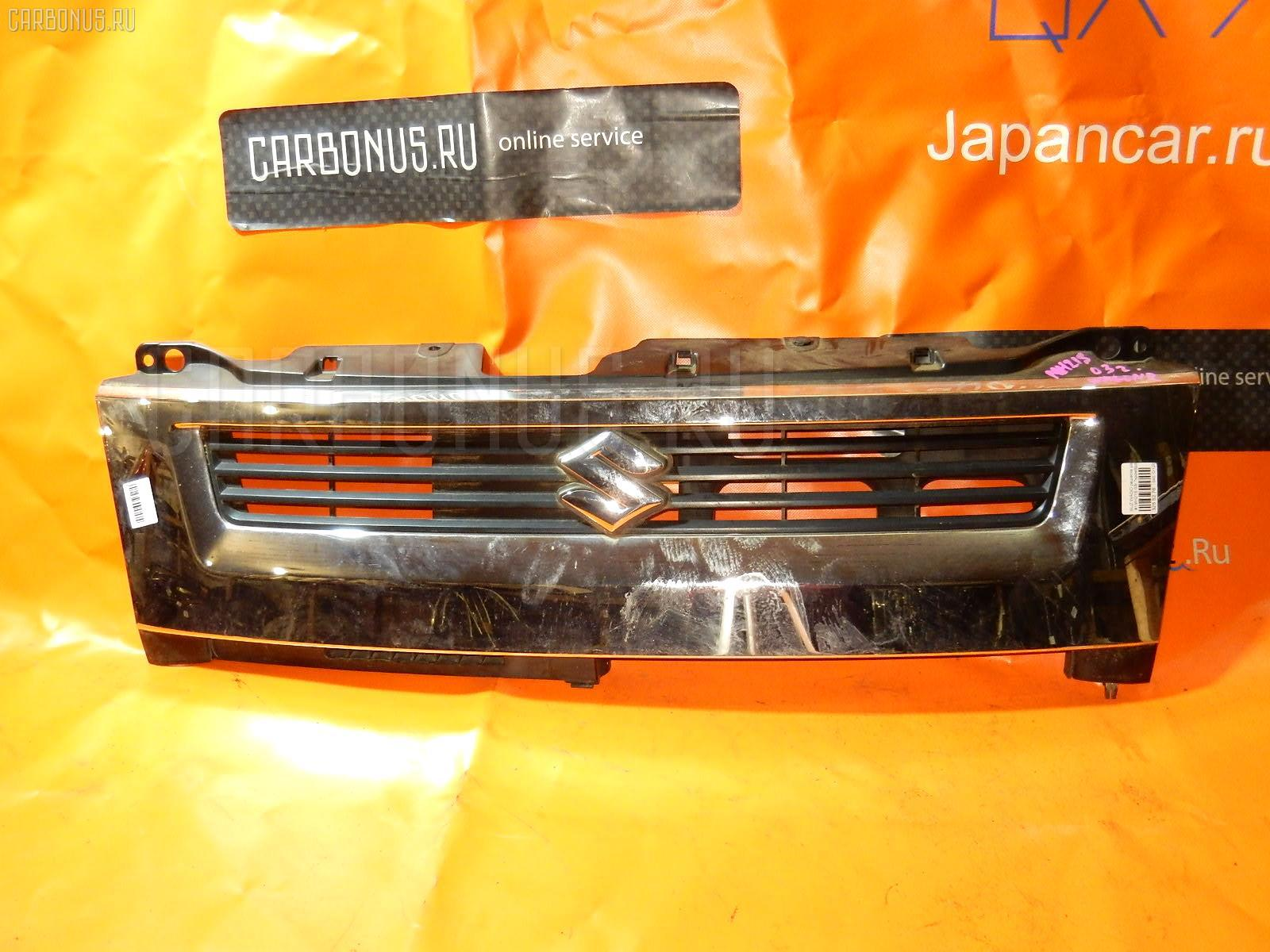 Решетка радиатора Suzuki Wagon r MH21S Фото 1