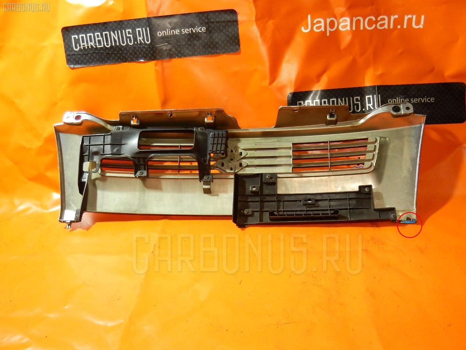 Решетка радиатора SUZUKI WAGON R MH21S. Фото 3