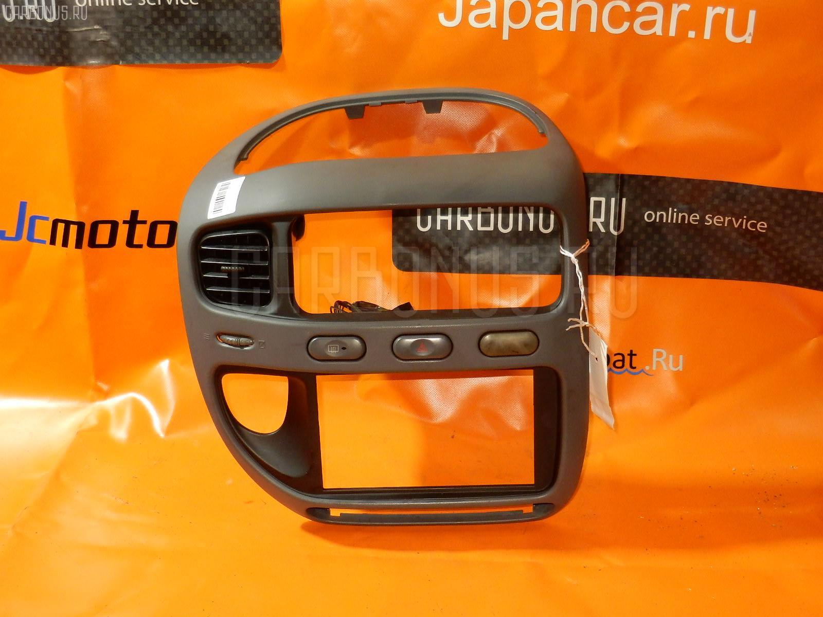 Консоль магнитофона Mitsubishi Delica space gear PF6W Фото 1