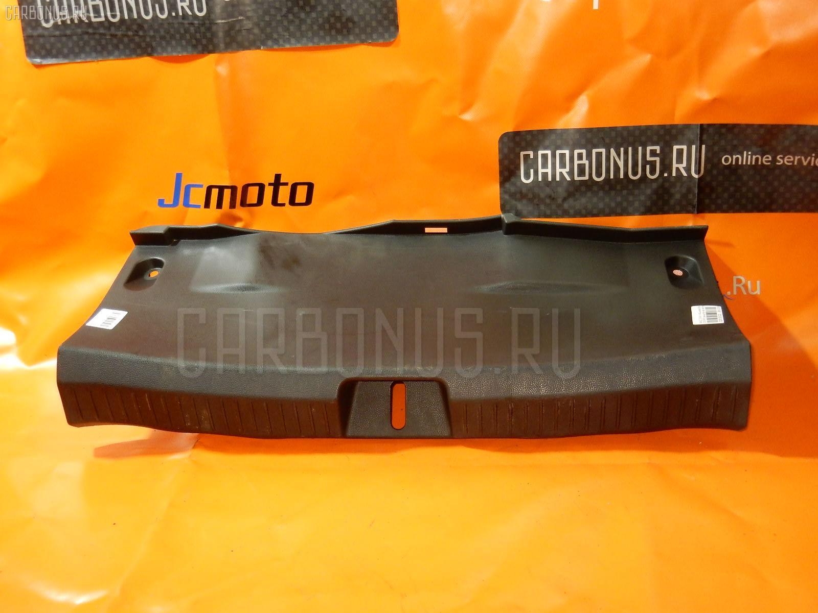 Обшивка багажника MAZDA DEMIO DE3FS Фото 3