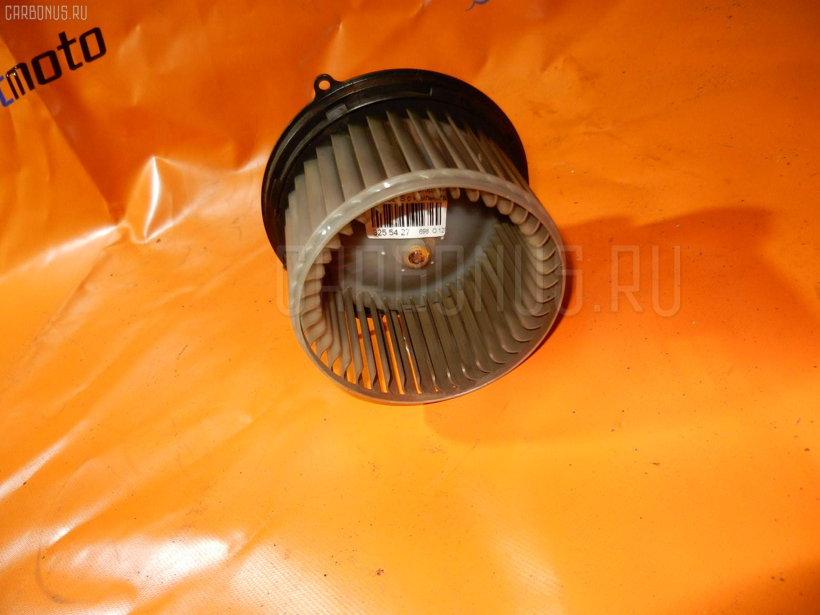 Мотор печки SUZUKI WAGON R MC21S. Фото 6