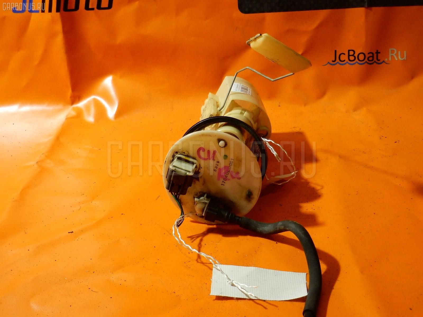Бензонасос NISSAN TIIDA C11 HR15DE Фото 1