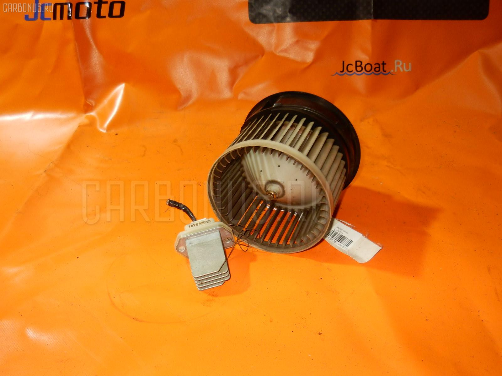 Мотор печки NISSAN SERENA C25. Фото 1