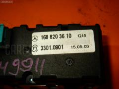 Блок кнопок MERCEDES-BENZ A-CLASS W168 033 Фото 3