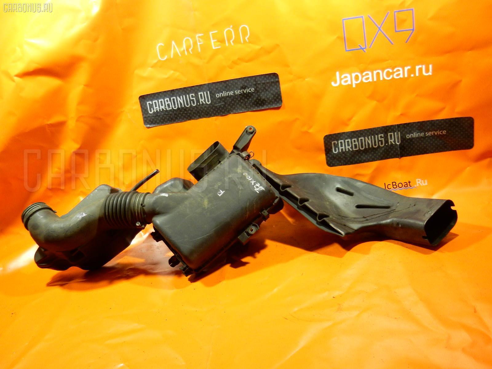 Корпус воздушного фильтра TOYOTA JZX100 1JZ-GE. Фото 6