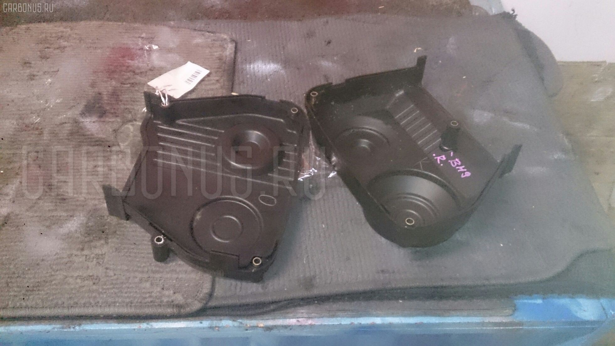 Крышка ремня ГРМ SUBARU LEGACY LANCASTER BH9 EJ25 Фото 1
