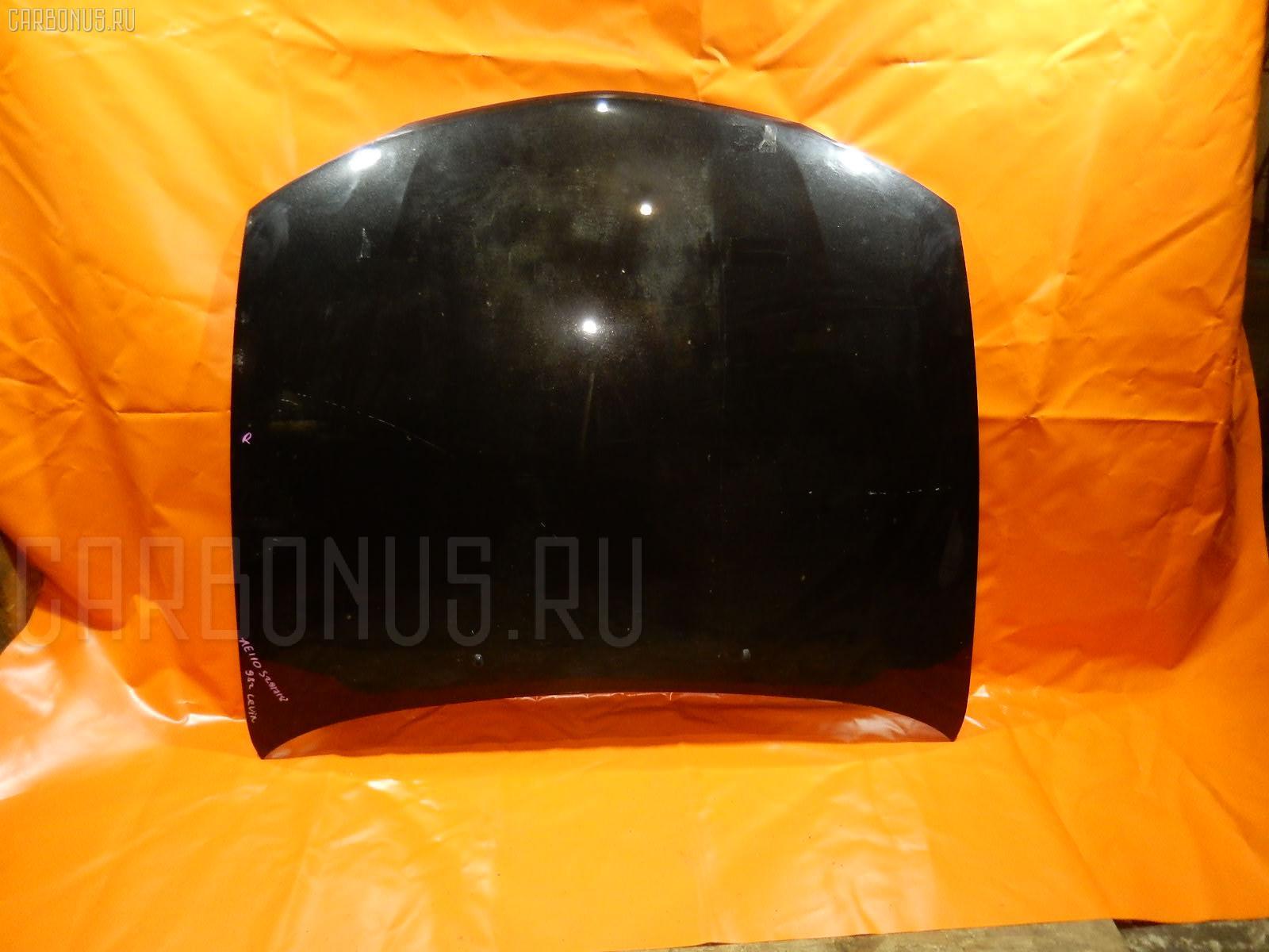 Капот Toyota Corolla levin AE110 Фото 1