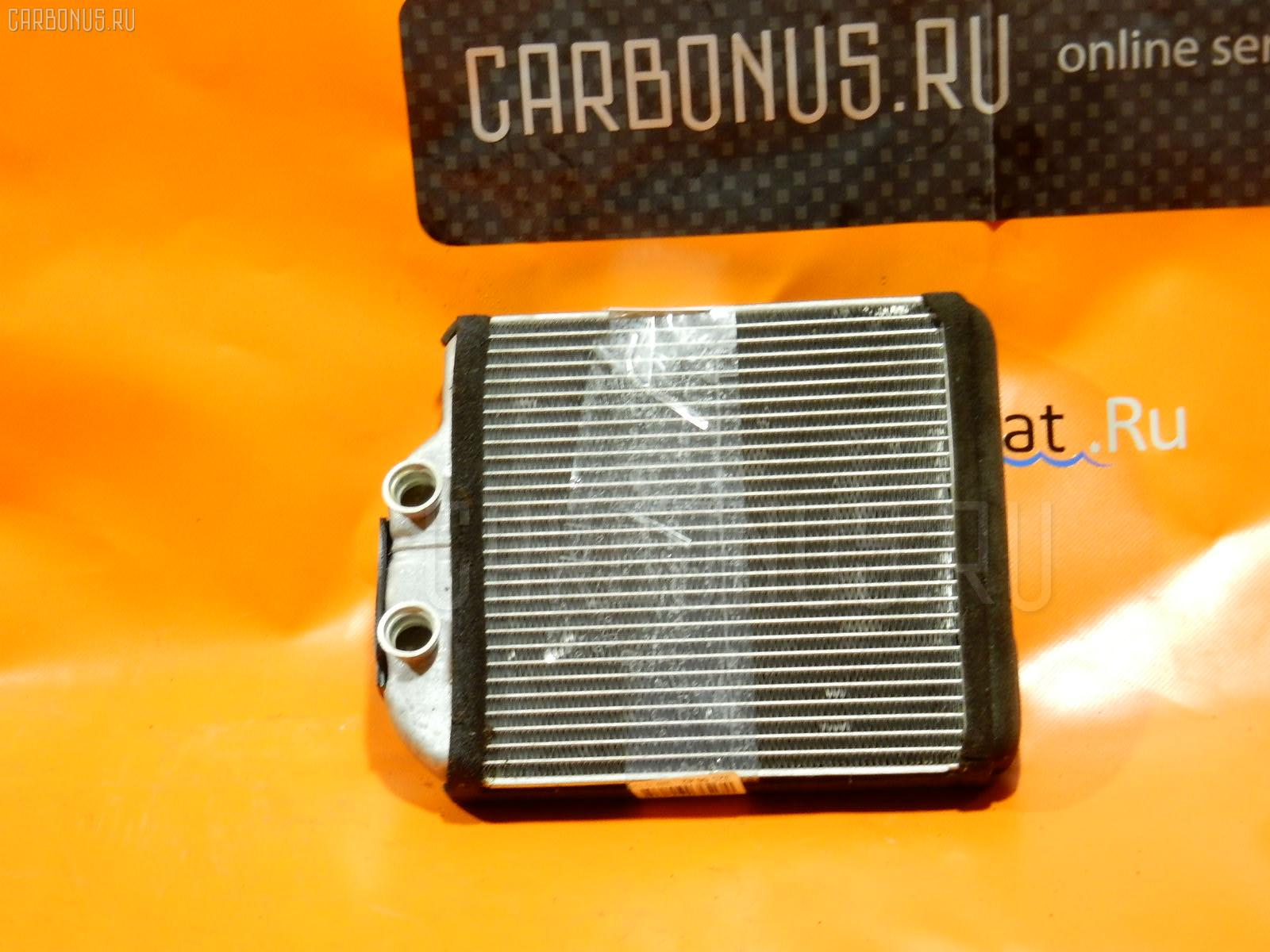 Радиатор печки TOYOTA IPSUM SXM10G 3S-FE. Фото 5