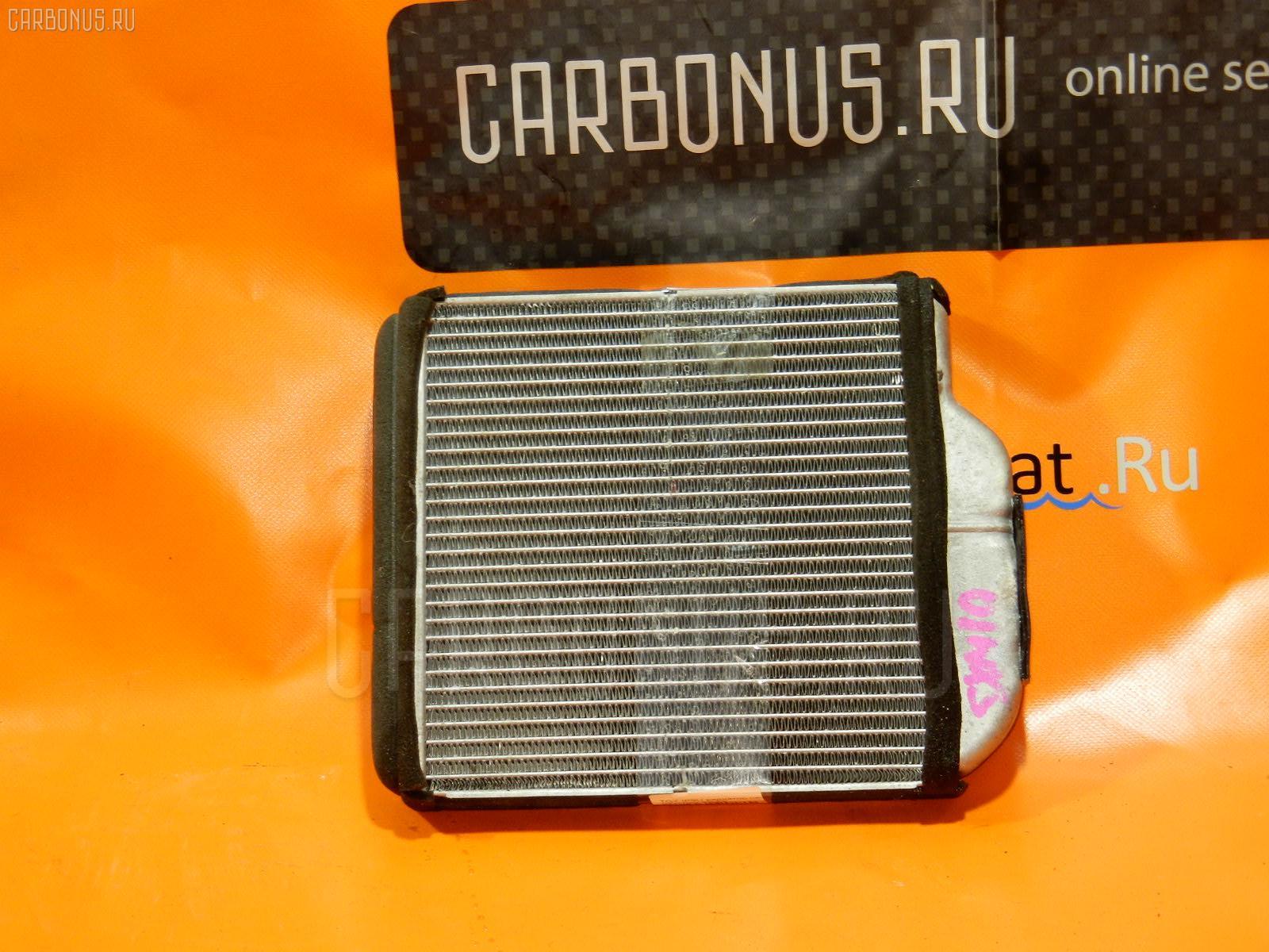 Радиатор печки TOYOTA IPSUM SXM10G 3S-FE. Фото 6