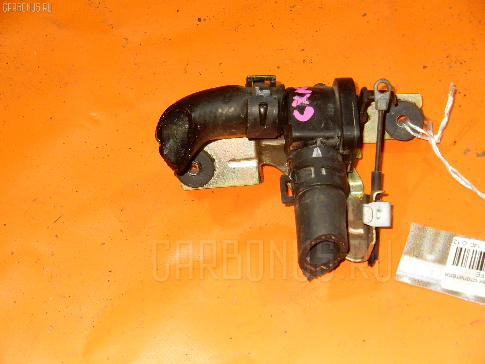 Клапан отопителя TOYOTA JZX100 1JZ-GE. Фото 5