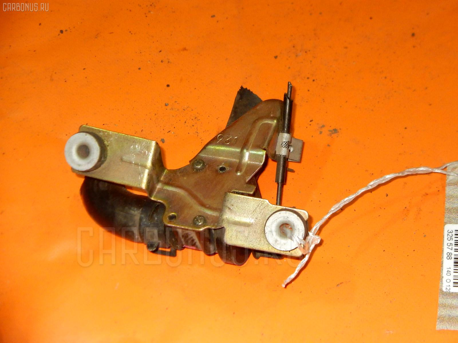 Клапан отопителя TOYOTA JZX100 1JZ-GE. Фото 4
