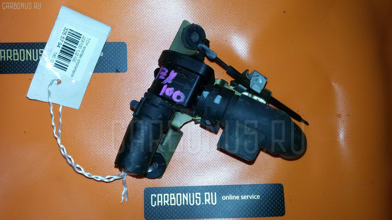 Клапан отопителя TOYOTA JZX100 1JZ-GE. Фото 9