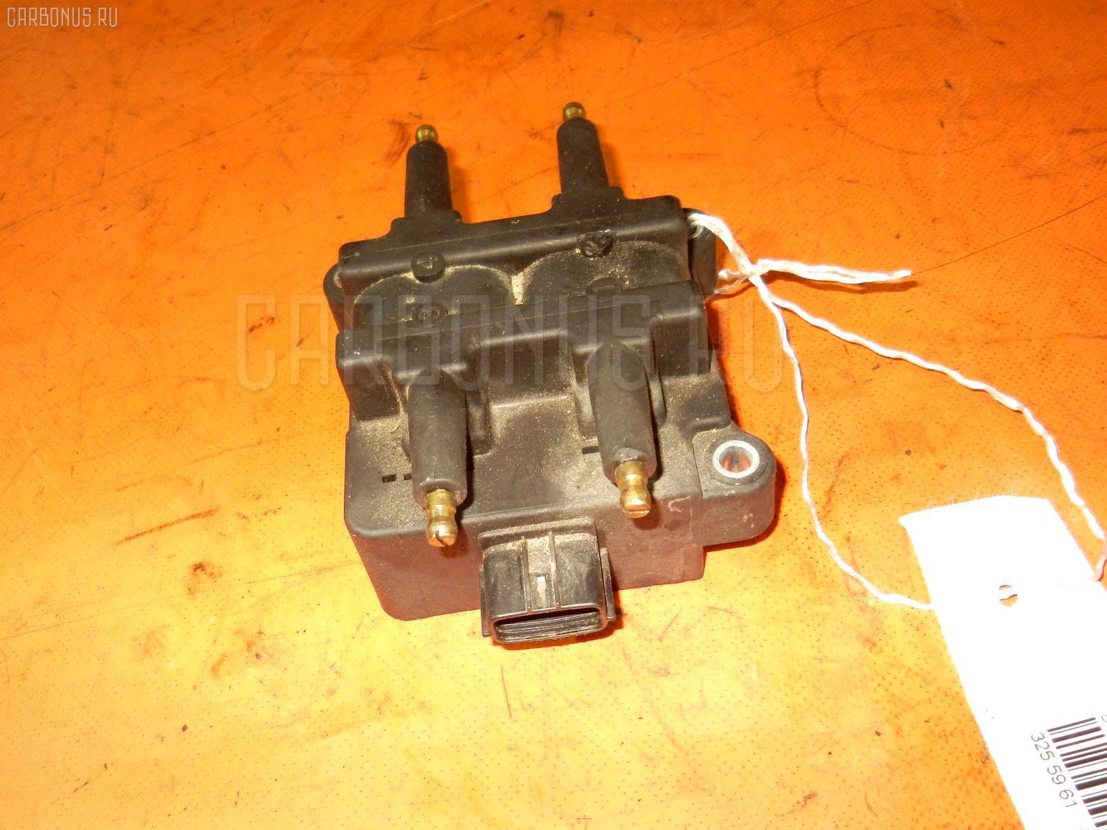 Катушка зажигания SUBARU LEGACY LANCASTER BH9 EJ25. Фото 10