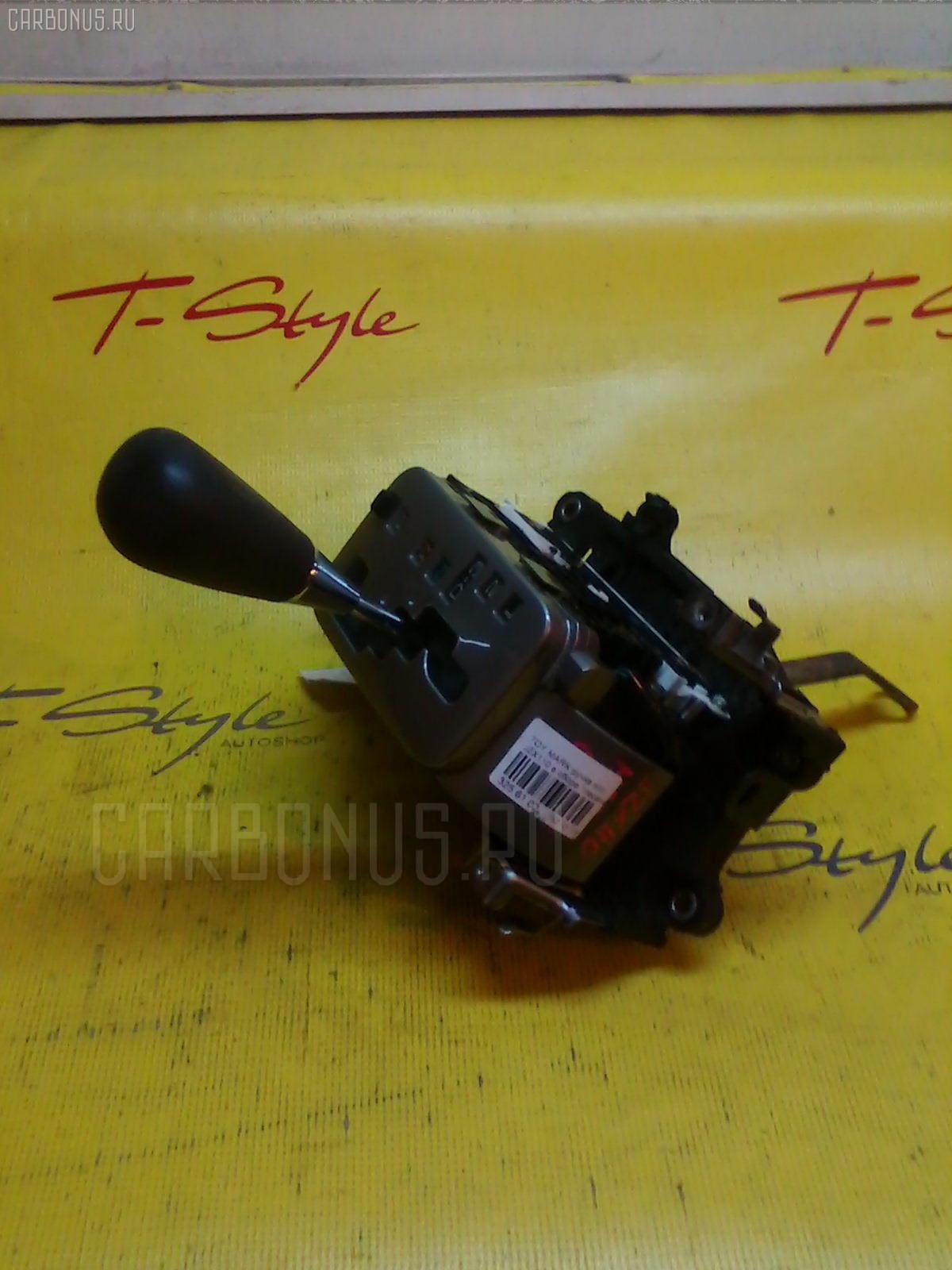 Ручка КПП TOYOTA MARK II JZX110. Фото 3