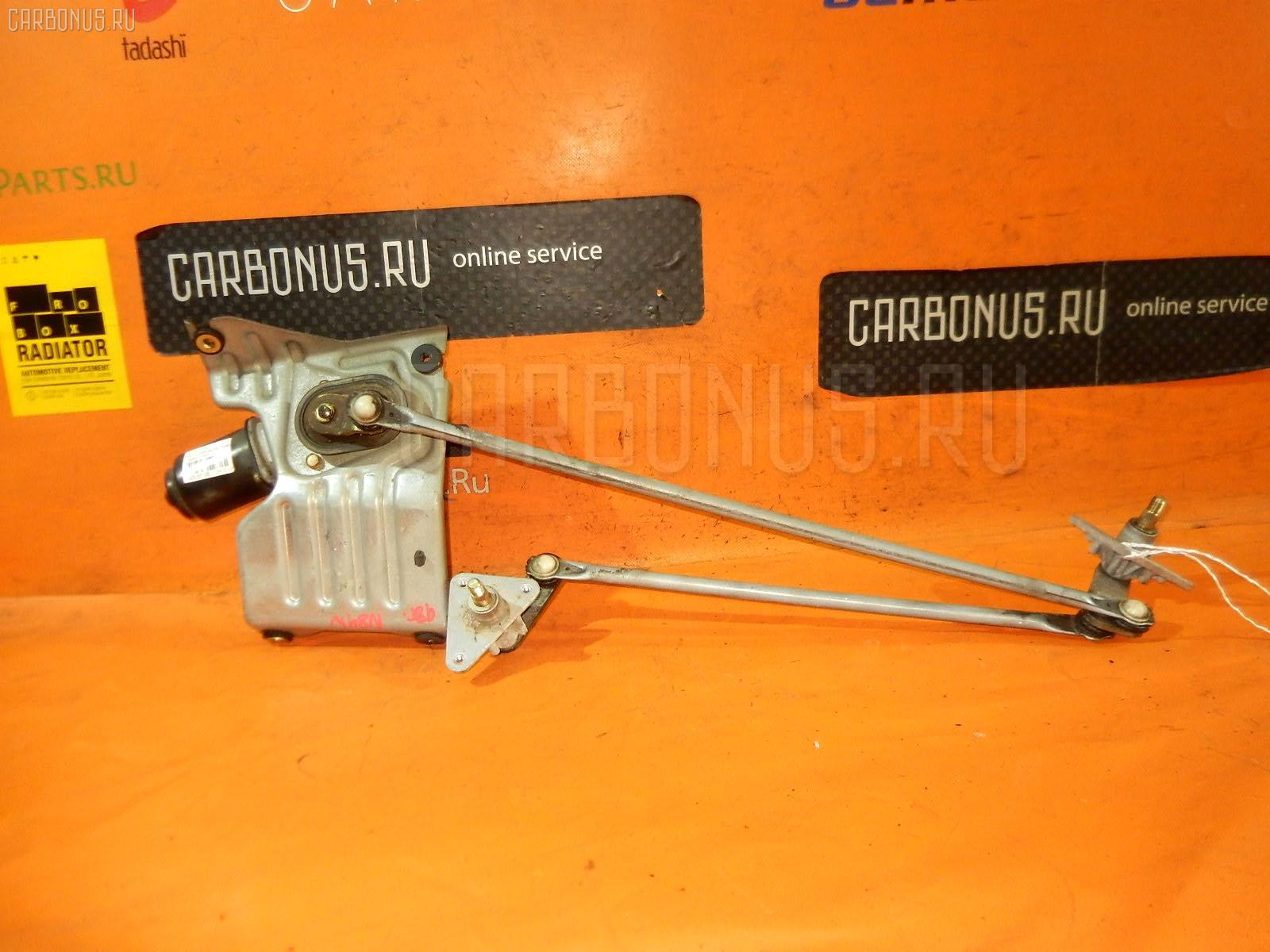 Мотор привода дворников MITSUBISHI CHARIOT GRANDIS N84W. Фото 1