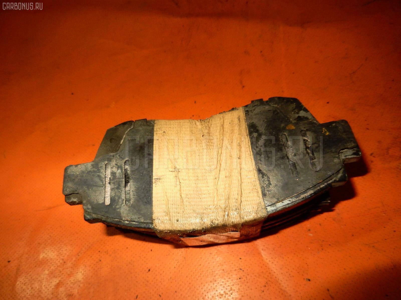 Тормозные колодки TOYOTA CROWN MAJESTA UZS171 1UZ-FE. Фото 2