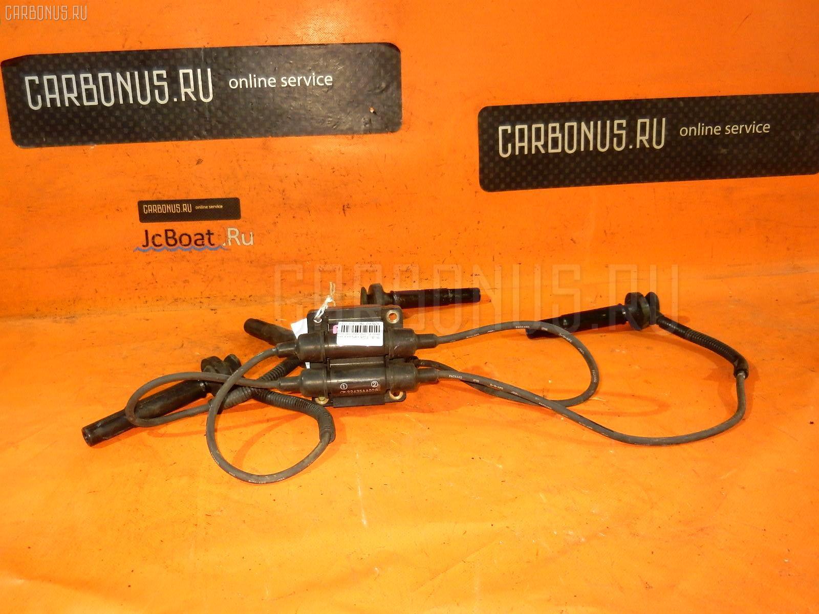 Катушка зажигания SUBARU LEGACY WAGON BH5 EJ202. Фото 3