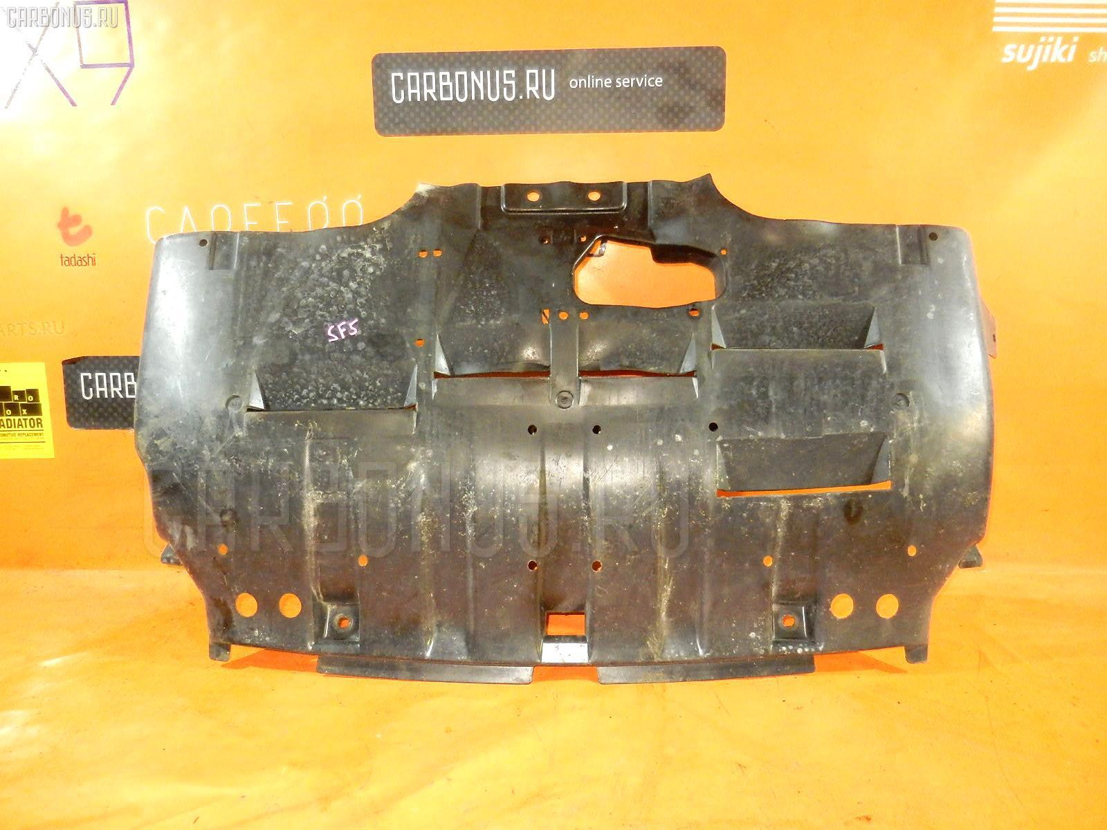 Защита двигателя SUBARU FORESTER SF5 EJ20. Фото 9