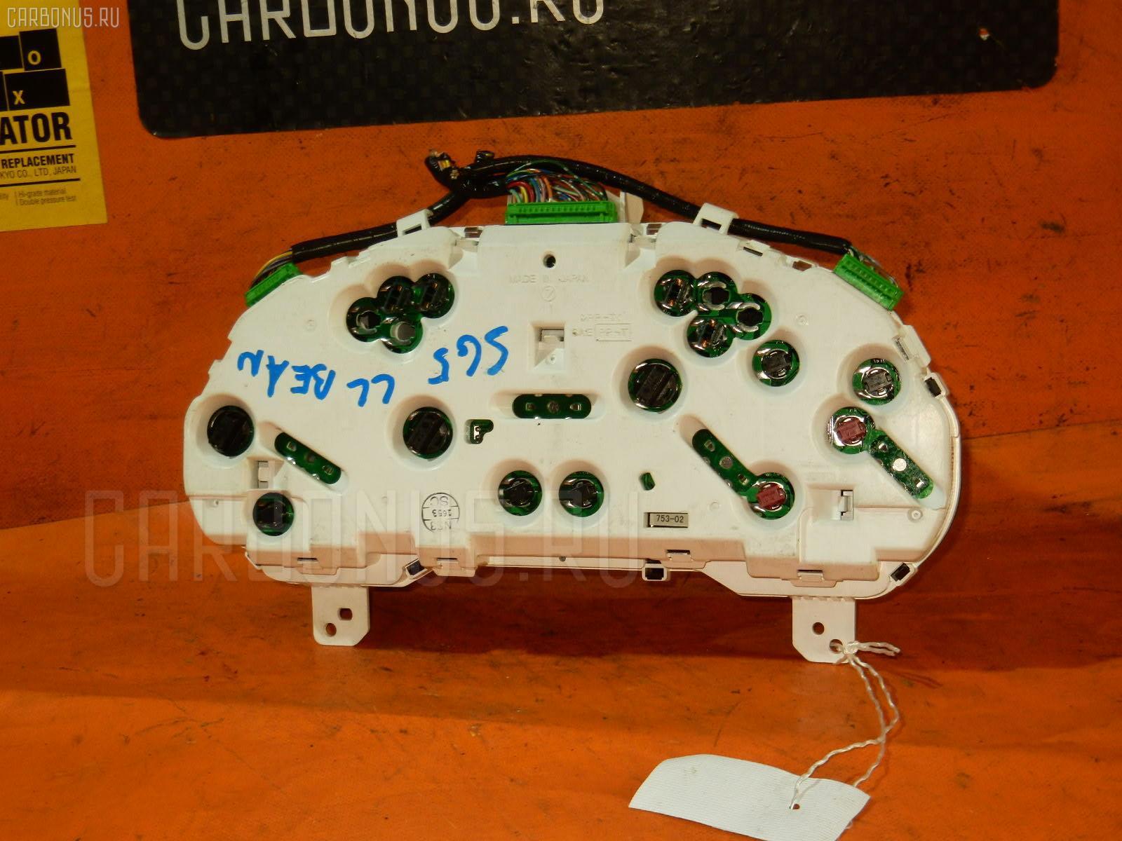 Спидометр SUBARU FORESTER SG5 EJ20. Фото 2