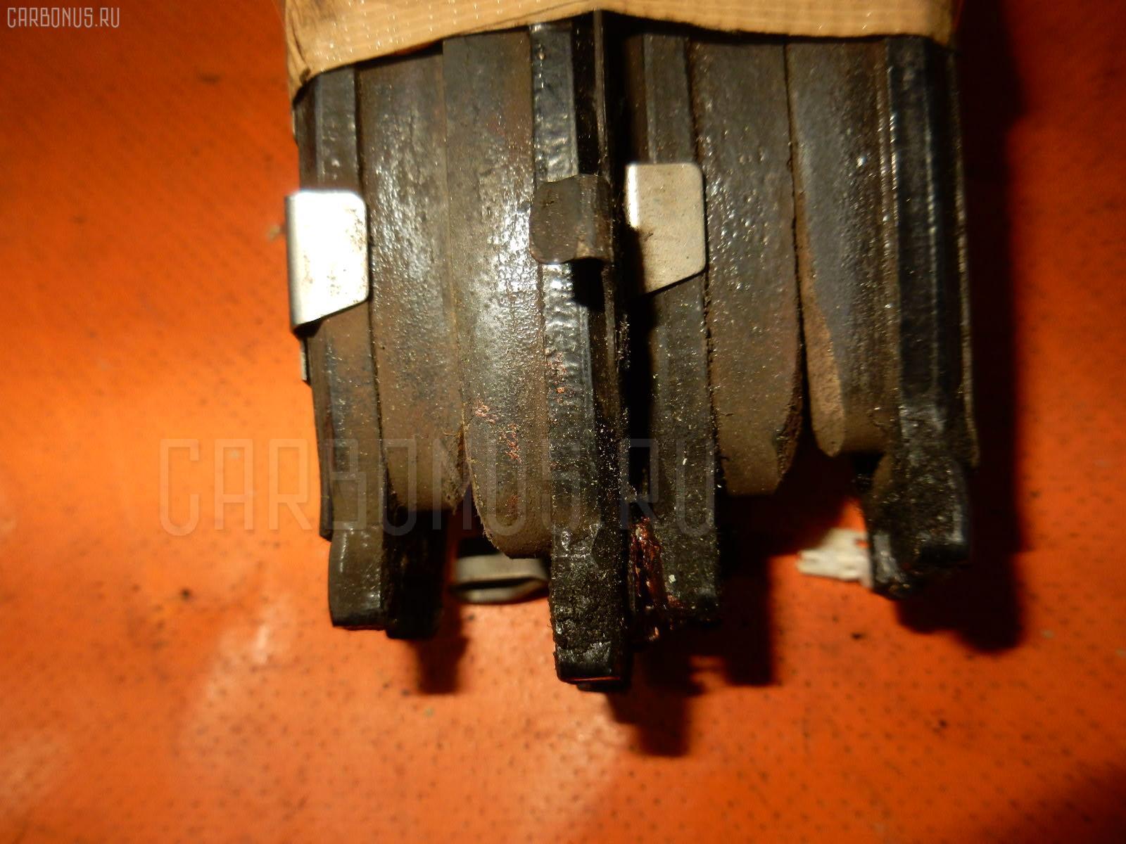 Тормозные колодки NISSAN BLUEBIRD SYLPHY QG10 QG18DE. Фото 3